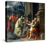 Belisarius Begging for Alms  1781