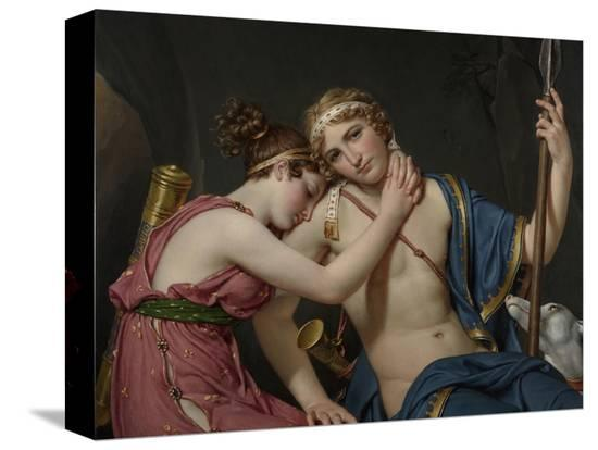jacques-louis-david-farewell-of-telemachus-and-eucharis-1818