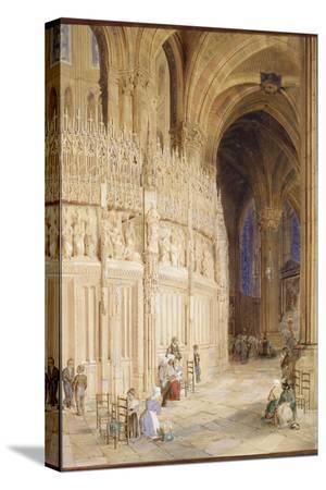 james-roberts-interieur-de-la-cathedrale-de-chartres