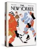 The New Yorker Cover - February 28  1970