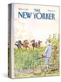 The New Yorker Cover - September 21  1987