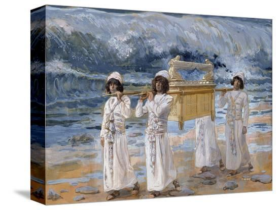 james-tissot-the-ark-of-the-covenant-passes-over-the-jordan