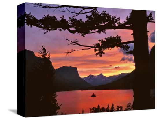 jaynes-gallery-st-mary-lake-at-sunset-glacier-national-park-montana-usa