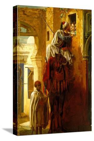 jean-leon-gerome-the-tryst-1840-1904