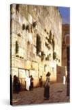 The Wailing Wall  Jerusalem  1869
