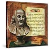 """""""Benjamin Franklin  1947 """" January 18  1947"""