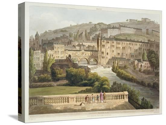 john-claude-nattes-pulteney-bridge-from-bath-illustrated-by-a-series-of-views-engraved-by-john-hill