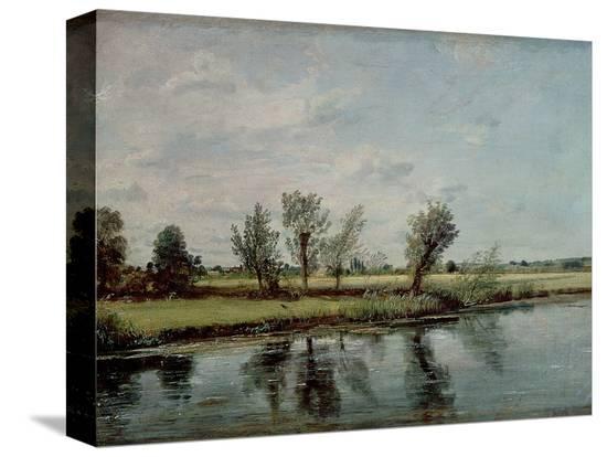 john-constable-water-meadows-near-salisbury-c-1820
