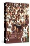 Frank Shorter in the Marathon at 1972 Summer Olympic Games in Munich  Germany