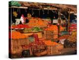 Vegetable and Fruit Stand  Sharm El-Sheikh  Egypt