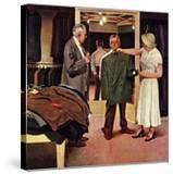 """Choosing a New Suit "" November 20  1948"