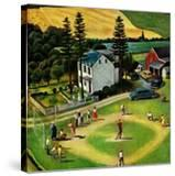"""""""Family Baseball""""  September 2  1950"""