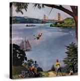 """""""San Francisco Bay Boys""""  May 26  1956"""