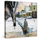 """Snowy Ambush""  January 24  1959"