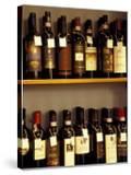 Wine Display  Pienza  Tuscany  Italy