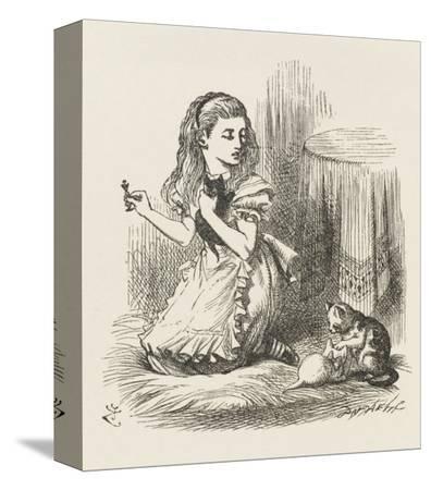 john-tenniel-black-kitten-alice-plays-with-the-kittens