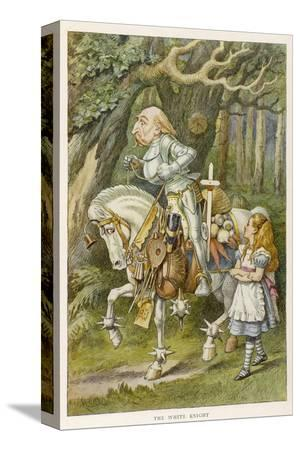 john-tenniel-white-knight-the-white-knight