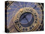 Astronomical Clock  Old Town Hall  Prague  Czech Republic