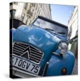 Citroen 2Cv Car in Paris  France