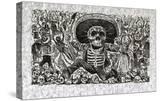 Calavera from Oaxaca