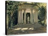 La Villa Adriana De Tivoli (Roma)  1926