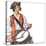 """""""Re-print of """"Colonial Drummer"""" """" July/Aug 1976"""