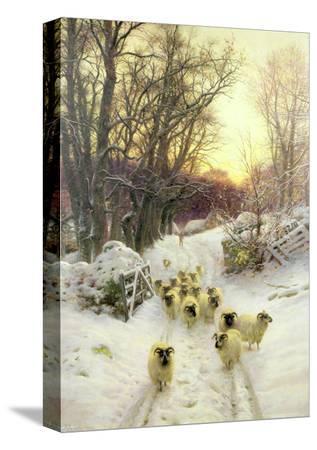 joseph-farquharson-the-sun-had-closed-the-winter-s-day
