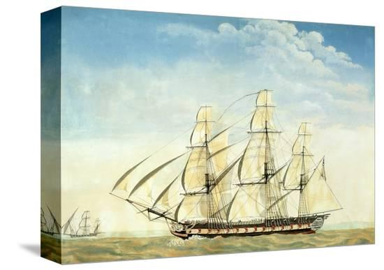 joseph-howard-the-frigate-uss-essex