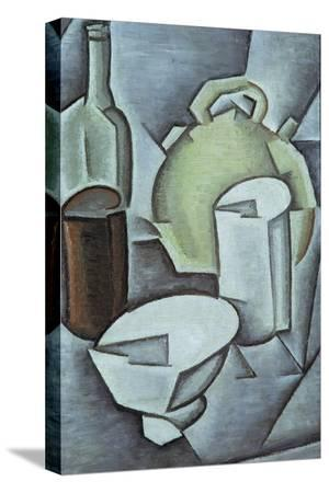 juan-gris-still-life-with-a-bottle-of-wine-and-an-earthenware-water-jug-1911