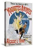 Maquettes Animees De Georges Bertrand Poster
