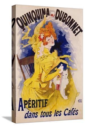 jules-cheret-quinquina-dubonnet-poster