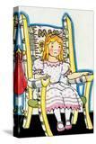 Goldilock Tries Mama Bear's Chair