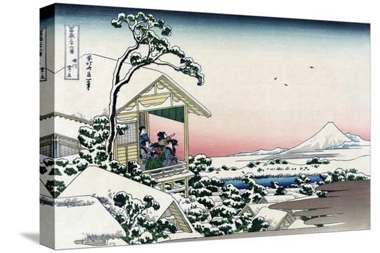 katsushika-hokusai-tea-house-at-koishikawa