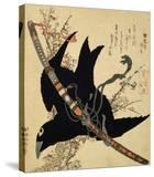 The Little Raven Minamoto Clan Sword  C1823