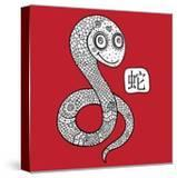 Chinese Zodiac Animal Astrological Sign Snake