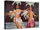 Belly Dancers  1987