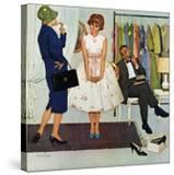 """""""First Prom Dress""""  April 18  1959"""