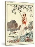La Vie Parisienne  Jacques  1924  France