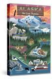 Alaska - Retro Scenes