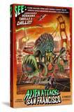 Alien Attack! San Francisco  California