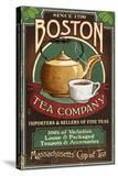 Boston  Massachusetts - Boston Tea