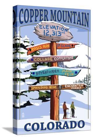 lantern-press-copper-mountain-colorado-destination-signpost-version-2
