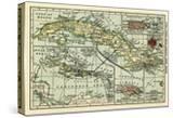 Cuba - Panoramic Map