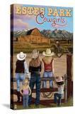 Estes Park  Colorado - Cowgirls