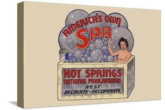 lantern-press-hot-springs-national-park-arkansas-americas-own-spa-vintage-advertisement