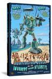 Huntington Beach  California vs The Atlantean Invaders