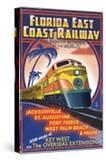 Key West  Florida - East Coast Railway