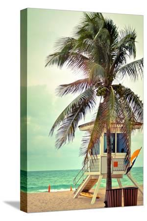 lantern-press-lifeguard-shack-and-palm