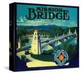 Mission Bridge Orange Label - Riverside  CA