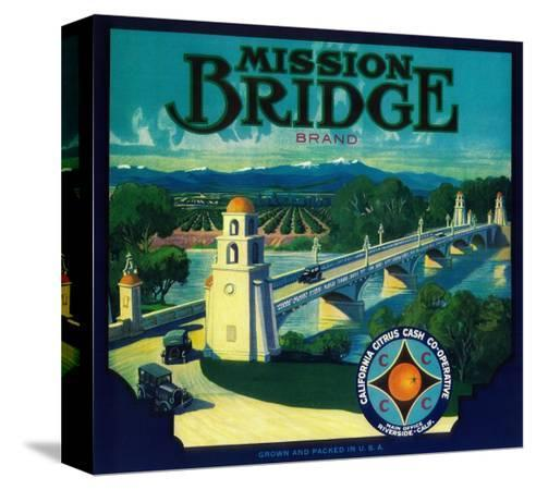 lantern-press-mission-bridge-orange-label-riverside-ca